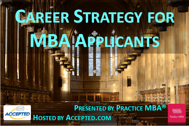 Sign up for our career strategy webinar!