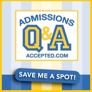 Save your spot for the Med School Admissions Q&A!