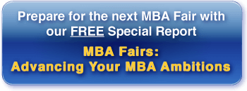What to Do at an MBA Fair