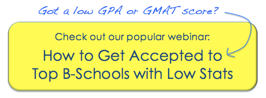 Essay gmat low