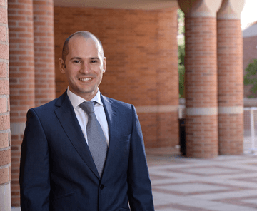 UCLA Anderson Student Interview: Enjoying the MBA Whirlwind