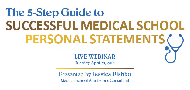 accepted personal statements medical school