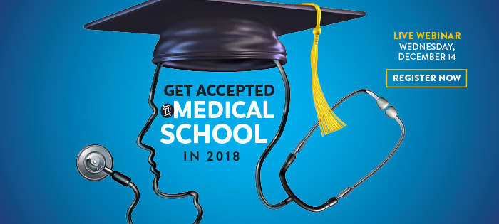 What's Your Dream? [Med School Admissions Webinar Coming Your Way!]