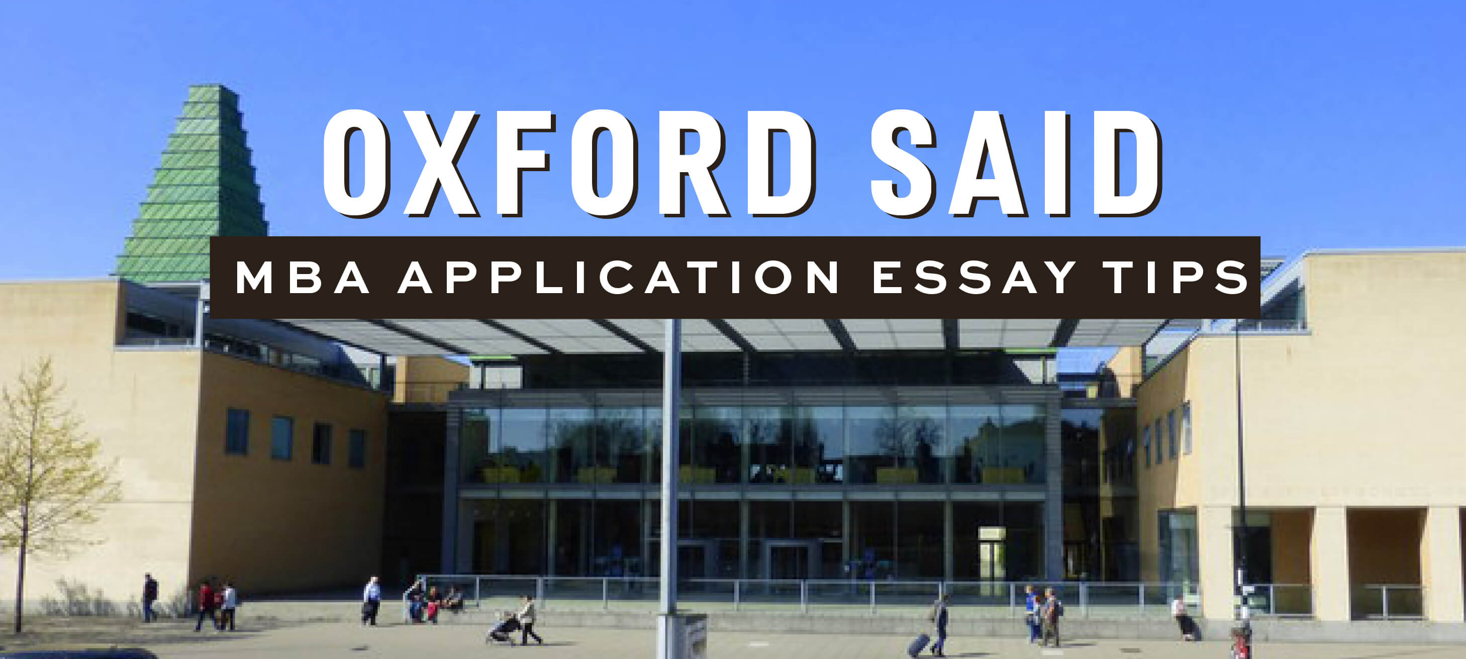 Mba application essay tips