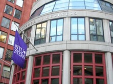 NYU Stern Offers New Scholarship