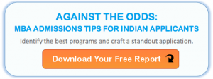 MBA admissions tips for Indian applicants! Download Free. s