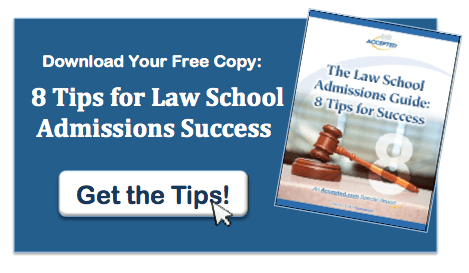 8 Tips for Law School Admissions