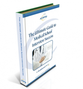 Download your copy of The Ultimate Guide to Medical School Interview Success