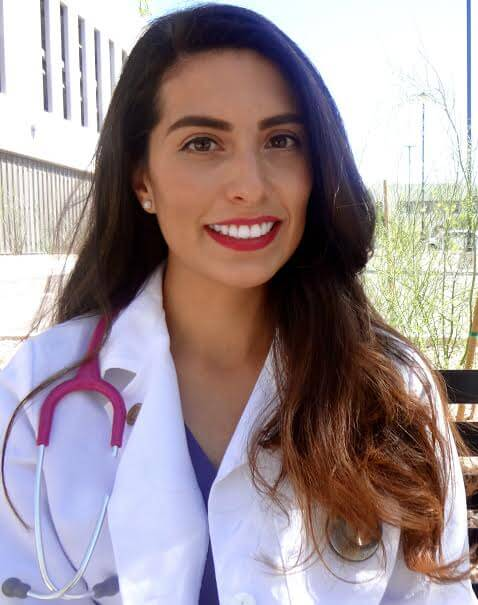 Read more med school student interviews!