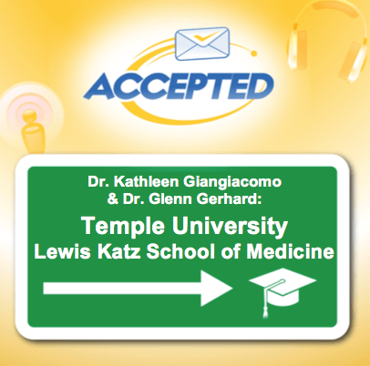 3 Ways Temple Can Help You Become an MD: MCAT, Postbac, Med School [Episode 155]