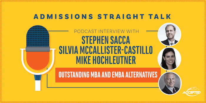 Outstanding MBA and EMBA Alternatives