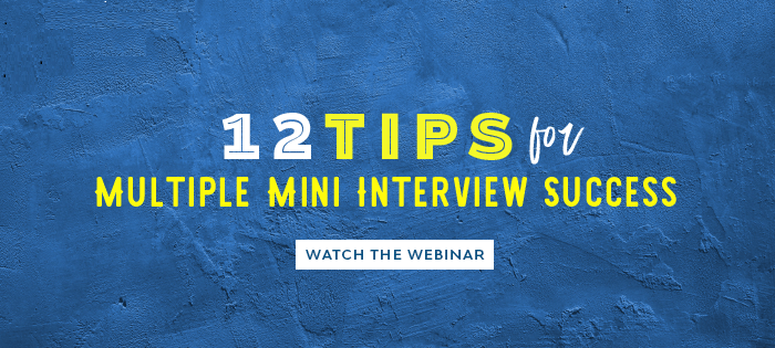 Boost Your Interview Endurance and Train for Your MMI!