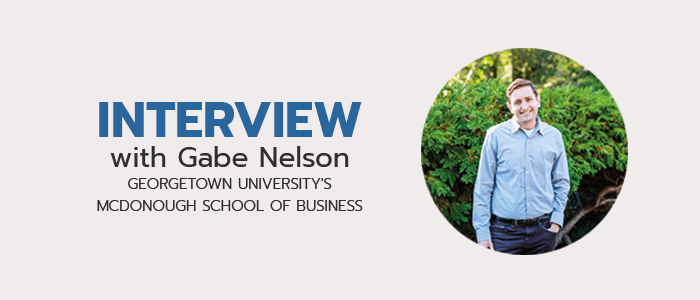 Check out more of our interviews with MBA students!