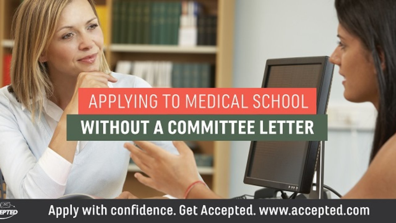 What is a Committee Letter and Do You Need One to Apply to Medical