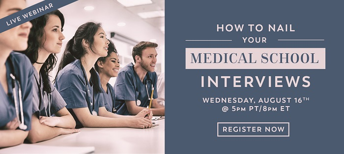 Must-Know Strategies for Your Med School Interview