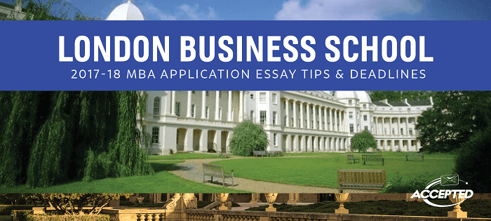 london business school mba essay analysis London business school has released its essays and deadlines for this season, and it's time you start upping your game to meet your goals of an admit.
