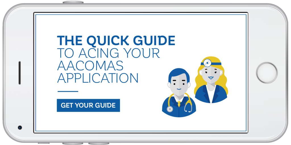 The Quick Guide to Acing Your AACOMAS Application