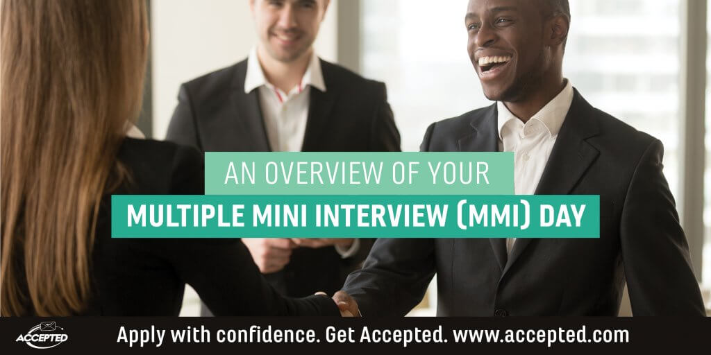 An Overview of Your Multiple Mini Interview (MMI) Day