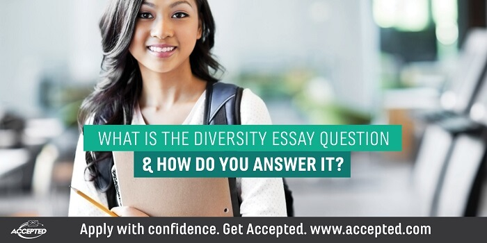 how to answer diversity questions on applications