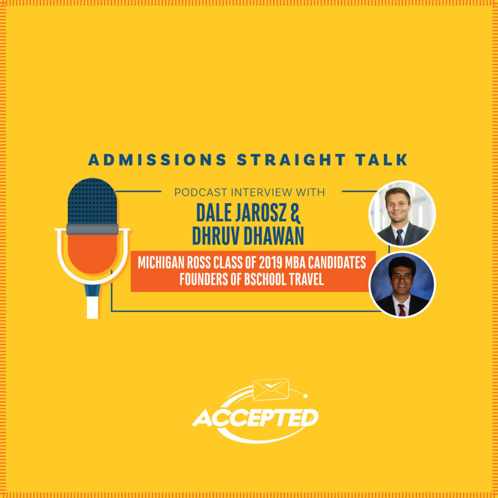 Admissions Straight Talk - Podcast – Podtail