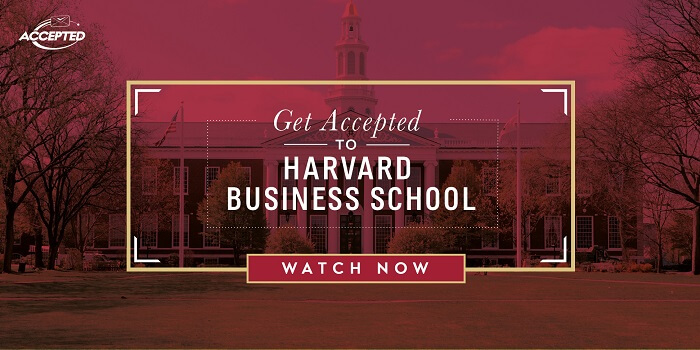 Applying to HBS? Watch this Video First!